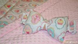 Одеяло на выписку, в кроватку, коляску.