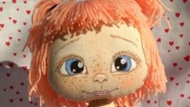 текстильная кукла Зорянка