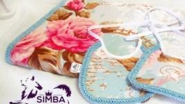 Подстилка для собаки Vintage Blue от Pets Couturier SIMBA