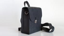 Женский кожаный рюкзак. Сумка-рюкзак. Рюкзак-трансформер