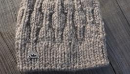Тепла шапоча для малюка