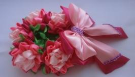Резинка на гульку  ′Розы′