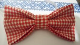 Оригинальный галстук-бабочка. Ручная работа
