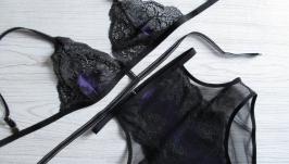 Нижнее белье ручной работы Violet