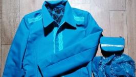 дизайнерская курточка