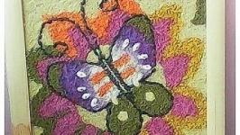 Картина′Метелик-Мандрiвник′