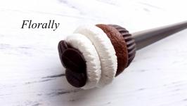 Вкусная ложка ′Капкейк с кофе′