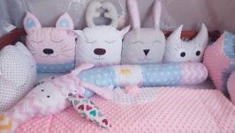Бортики у ліжечко
