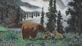 Медвежье семейство