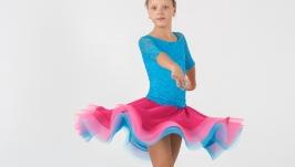 Платье латина для бальных танцев 4-in-1 FIVE PRETTY PARTS