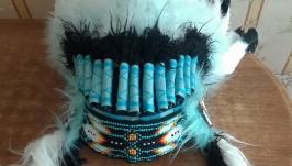 Индейский головной убор, индейский роуч