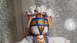 Лялька-мотанка ′Веселка′