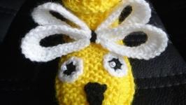 Пинетки Пчелки
