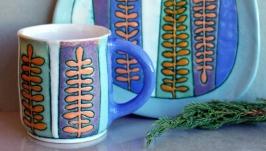 Чайная пара ′Оттенки туманов′
