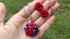 Комплект ′Трояндовий′