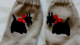 Женские носки ′Год собаки′