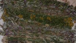 Гобелен из трав