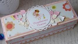 ′Мамины сокровища» на 3  коробочки