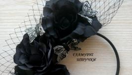 Обруч ′Чорні метелики′