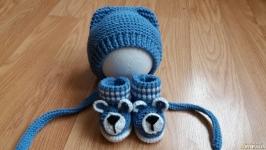 Комплект для новорожденного ′Мишутка′ (от 0 до 3-х)