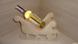 Подставка Сани для шампанского, для вина