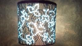 Авторский светодиодный светильник ′Гламур′