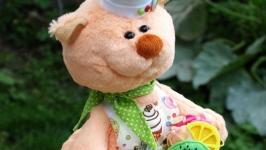 ′А вы любите сладкое?′, игрушка кот