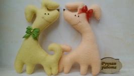 Собака-Улыбака (маленькая)