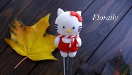 Вкусная ложка ′Hello Kitty′
