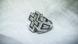 Перстень-печатка ′Хрест′