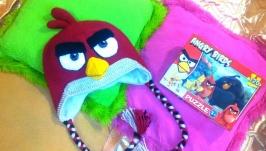 Шапочка Рэд из Энгри Бёрдс(Angry Birds)