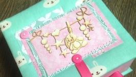 Коробочка Мамины сокровища для девочки
