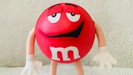 игрушка  MM's из фоамирана