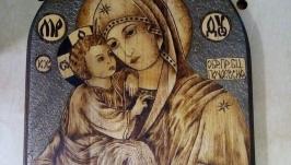Икона Божьей Матери ,,Почаевская′