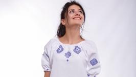Женское вышитое платье «Добробут»
