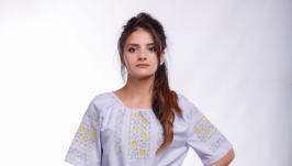 Вышитое платье для девушки «Благородна Розалія»