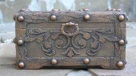 ′Мідна′ скринька