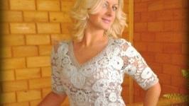 Авторська сукня ′Снігова королева′