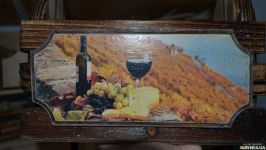 Короб для вина ′Дары Грузии′