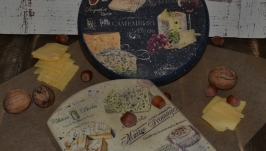 Набор досок для сыра ′Счастье гурмана′