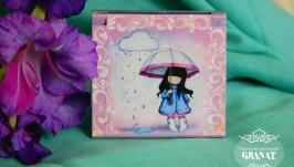 Горджус и зонтик