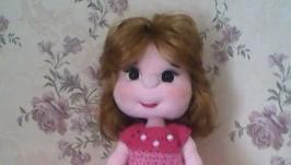Лялька в.язана Iруся