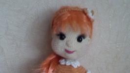 в,зана лялька Олеся