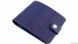 Кожаное портмоне П1-23-01