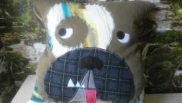 Подушка-игрушка ′Питбуль′