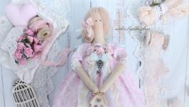 Кукла тильда ангел ′домашнего уюта′