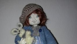 Лялька Полінка шукає дім