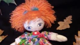 Игровая кукла Танюшка
