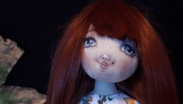 Кукла Катюша ищет дом