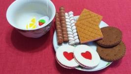 Игрушечное печенье